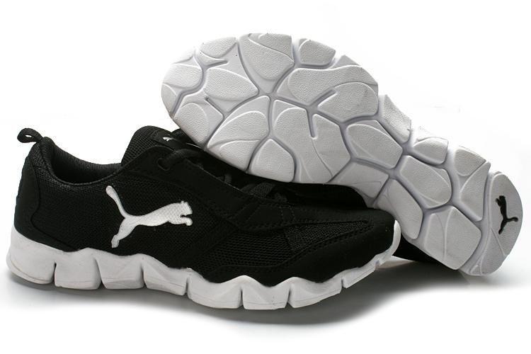 puma elye running shoes blackwhite,puma running shoes,100% top quality,los RCAJBQE