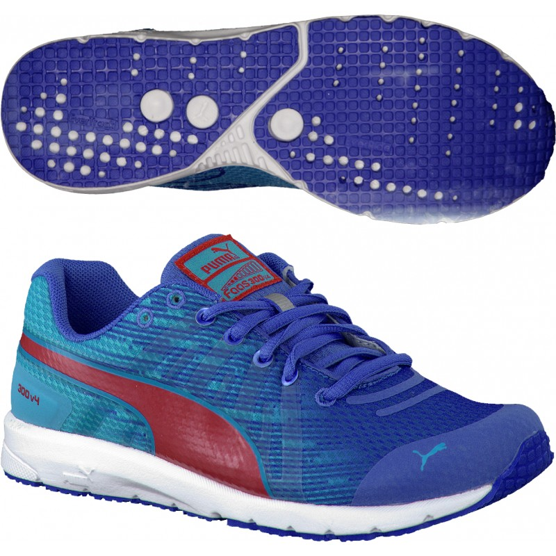 puma faas 300 v4 junior running shoes GVNUZPE