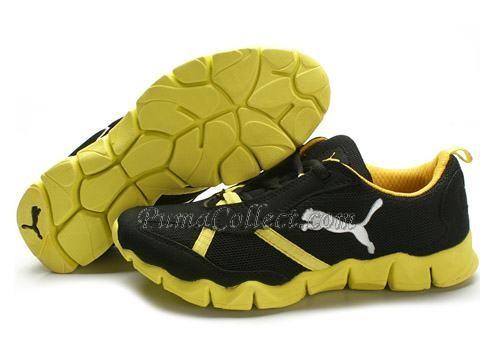 puma running shoes puma elye running shoes black yellow,puma sports shoes,watch puma,classic  styles OUEQSTV