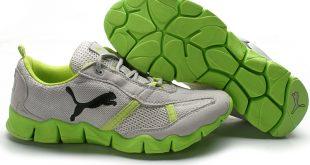 puma running shoes puma elye running shoes greygreen,puma shoe,100% genuine,los angeles puma AYOFEOA