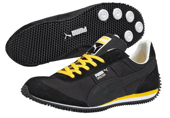 puma running shoes puma speeder mesh running shoes BFLMUHM