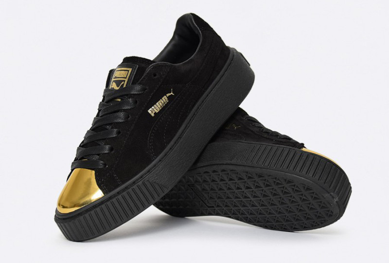 puma sneaker puma designed a sneaker that looks very similar to rihannau0027s creeper CHXKBBZ