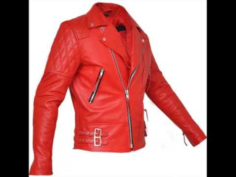 Red Leather Jacket mens red leather jacket - life in color: red red pictures AJADOCR
