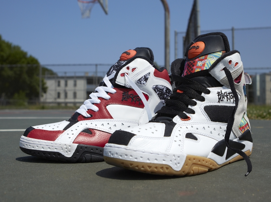 reebok blacktop battleground (new colorways) - cop or drop? IALSWGY
