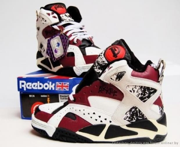 reebok blacktop battleground pump QHXZLVX
