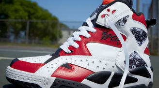 reebok blacktop battleground pump white/black-excellent red CTIYLVE