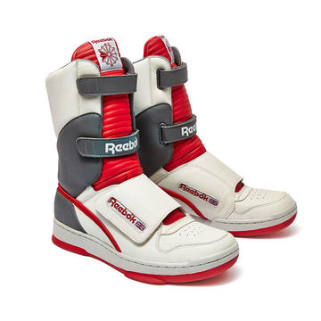 reebok high tops reeboku0027s new high-top sneakers are out of this world VTIXBEU