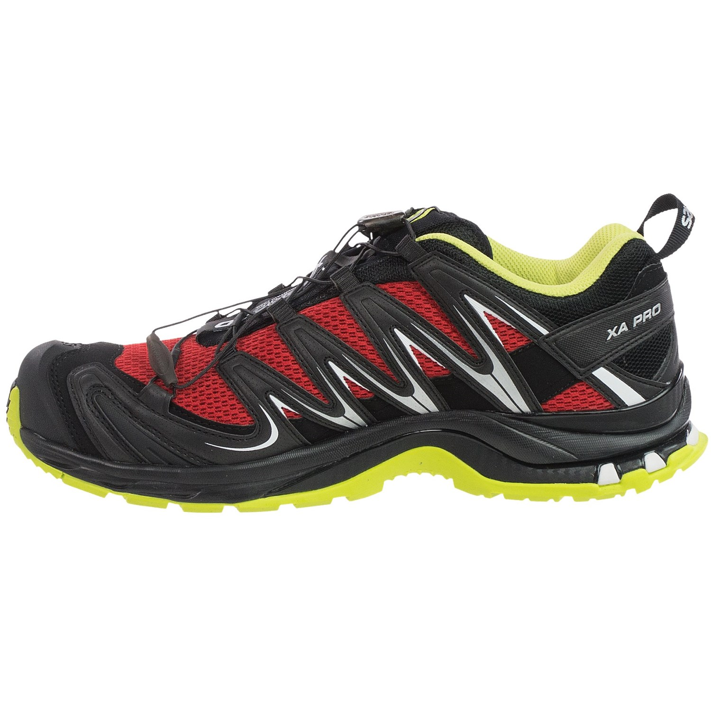 salomon running shoes salomon xa pro 3d trail running shoes (for men) DLTWGZZ