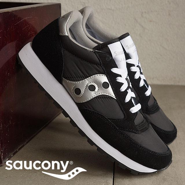 saucony jazz original saucony menu0027s womenu0027s hotels jazz original sneaker original saucony jazz  original black/silver (2044 QRZVRIU