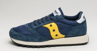 saucony jazz original vintage (purple / yellow) ITABXJW
