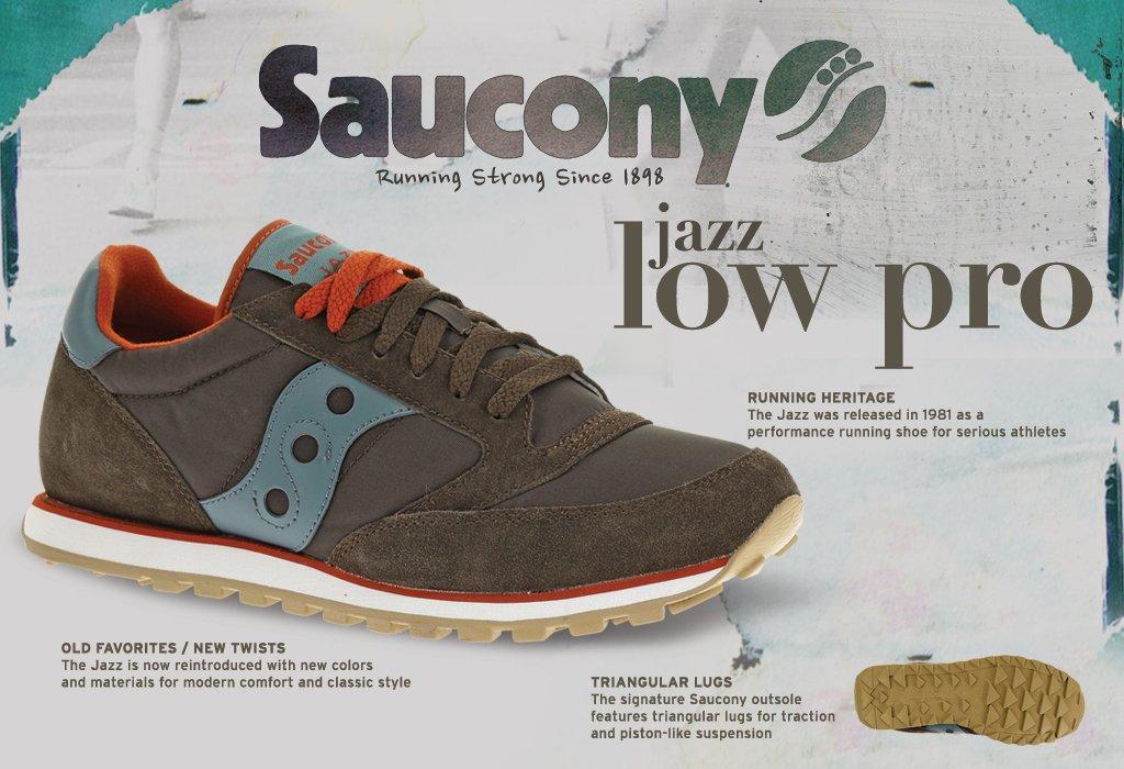 saucony originals menu0027s jazz low pro sneaker RXRHTWW