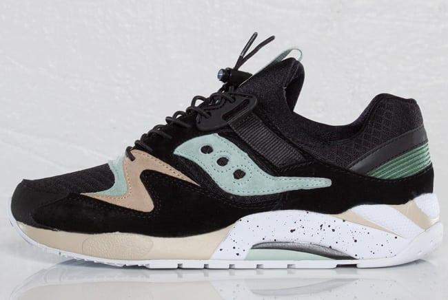 saucony sneakers sneaker freaker x saucony grid 9000  CQPMGKZ
