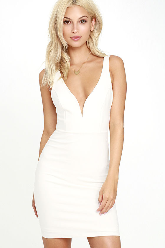 What Sexy White Dresses Tell You