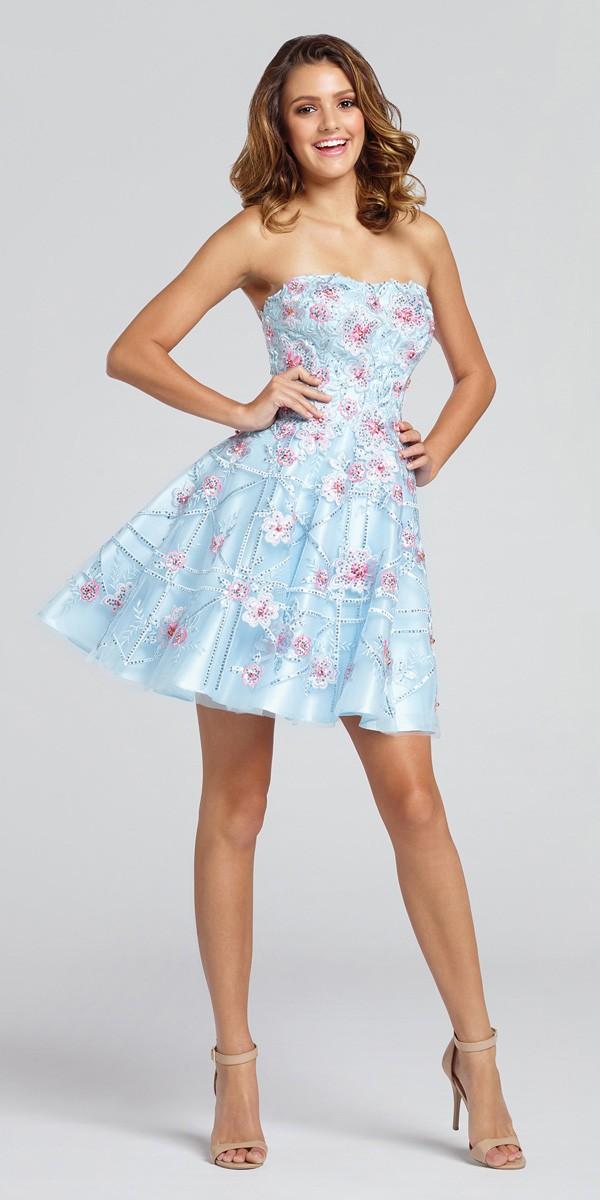 Short Prom Dress cute short prom dress ew117071 - ellie wilde - ew117071 KDTNXEM