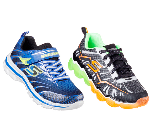 skechers kids boys athletic shoes for running, play, gym class and casual wear VTMBRUQ
