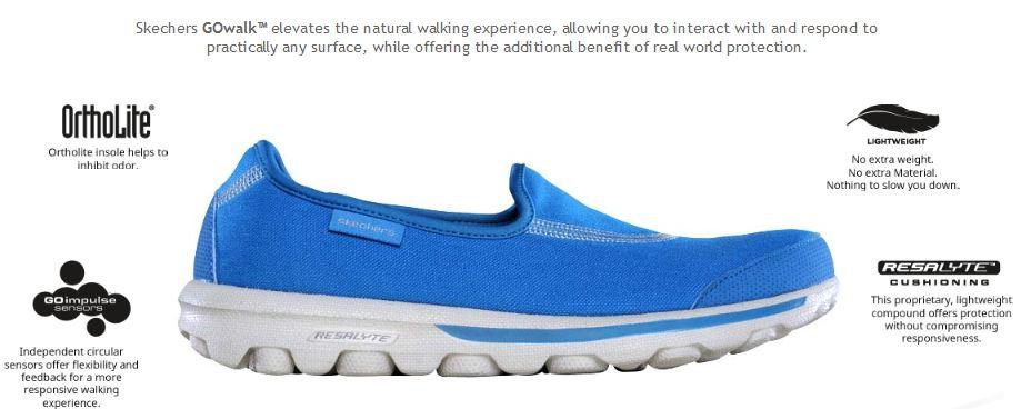 skechers walking shoes skechers go walk. insert alt text here PILUVRH