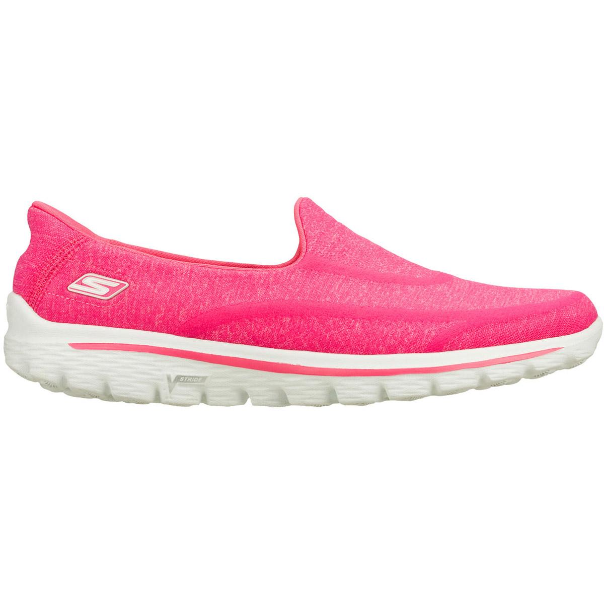 skechers walking shoes skechers-womens-go-walk-2-super-sock-walking- OZBOHJU