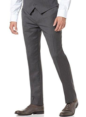slim fit pants alfani menu0027s slim fit tailored wool dress pants at amazon menu0027s clothing  store: QILDPFO