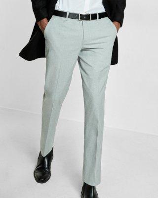 slim fit pants ... slim photographer gray dress pant EDXJYLQ