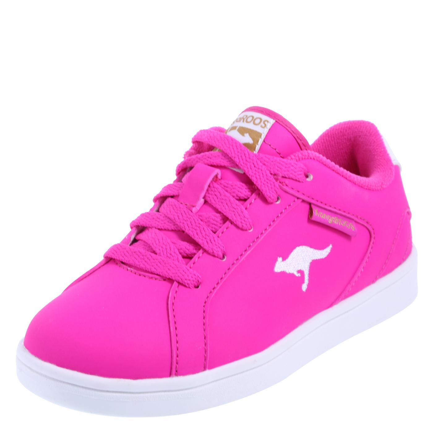 sneakers for girls girlsu0027 mandi court shoe, pink, hi-res QBWIOKT