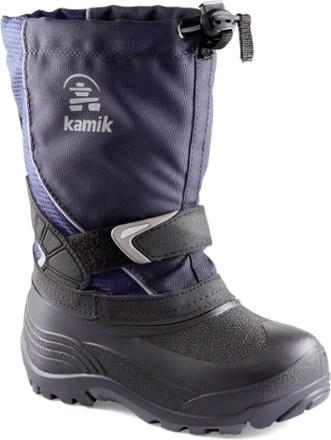 snowboots kamik sleet snow boots - kidsu0027 - rei.com NZXIAKN