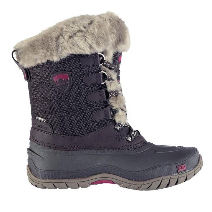 snowboots karrimor valerie snow boots ladies XKVACXI
