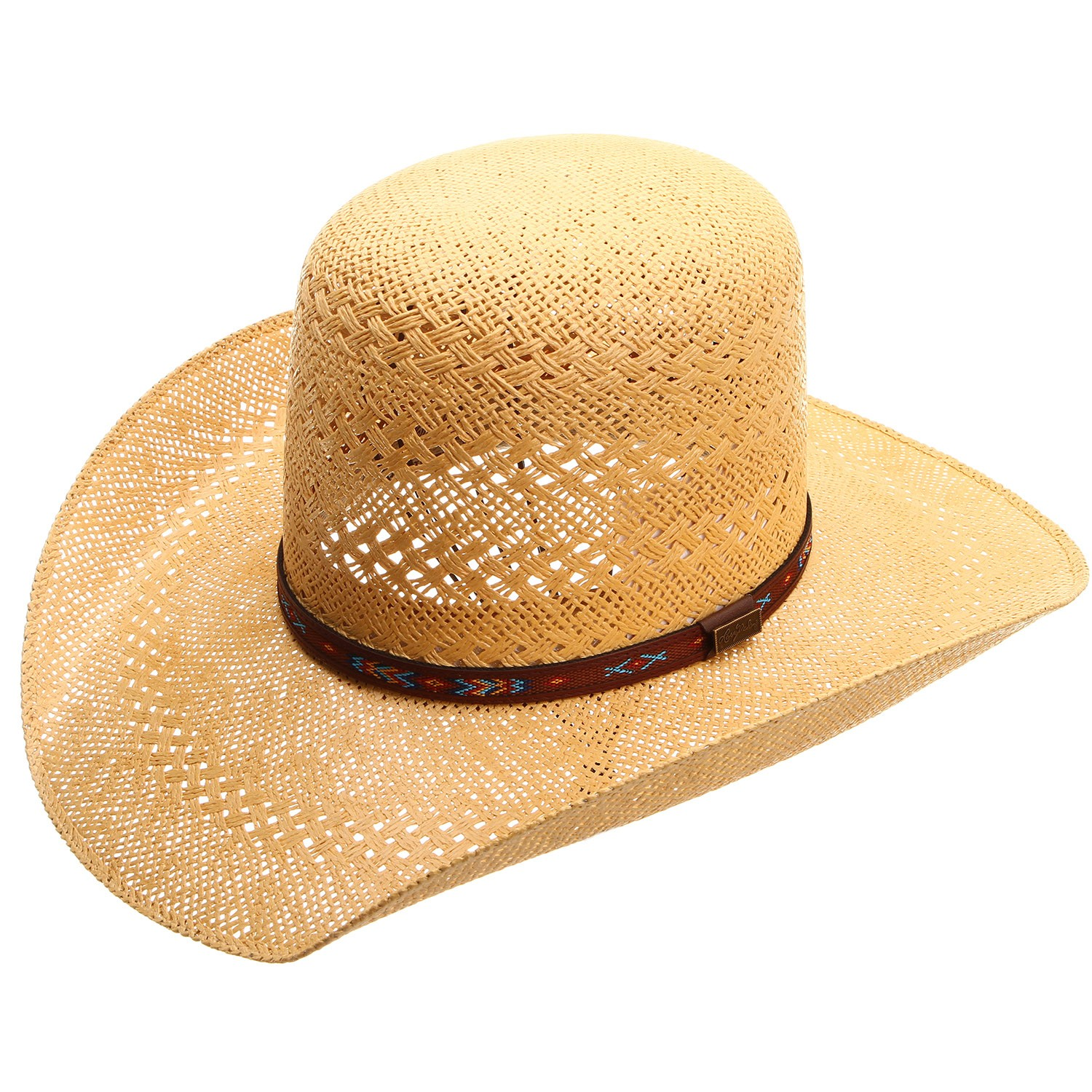 straw cowboy hats milano pima straw cowboy hat open crown YRDQUFS