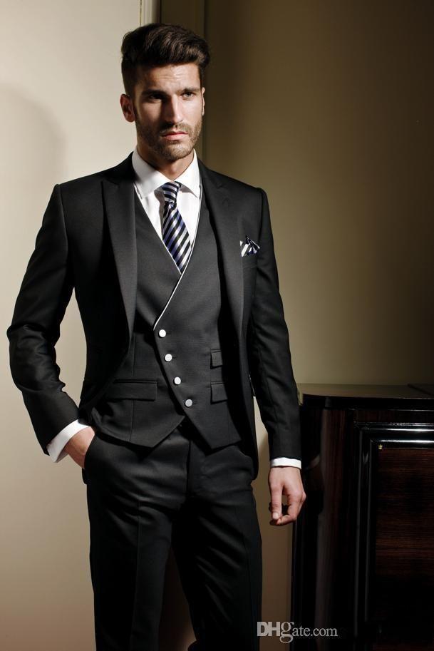 suits for men 2015 custom made groom suit formal suit wedding suit for men groomsman suit ESCSYKC