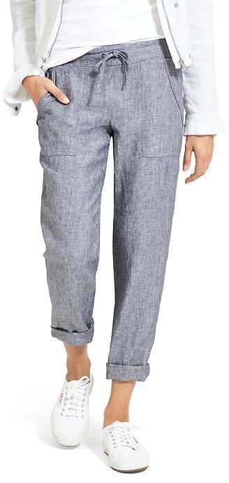 summer pants no se por que me gusta tanto este estilo de pantalones y tennis! ¿a EEXGGHG