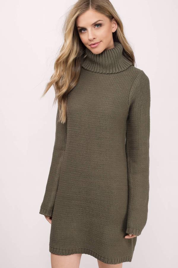 sweater dress final sale NPNMJGT