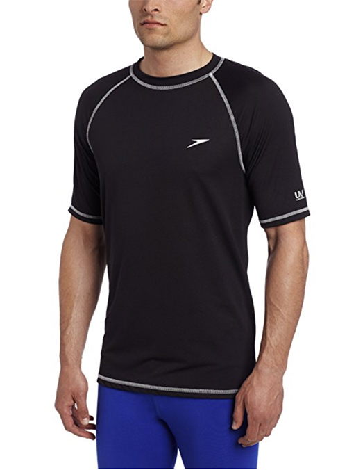 swim shirts speedo swim shirt, swim shirt, rash guard, swimming EWBFJDT