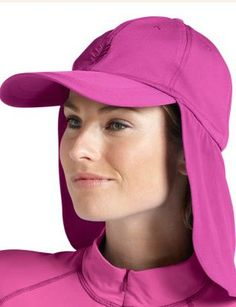 swimming hats coolibar ladies swim legionnaire sun hat FXEDZMD