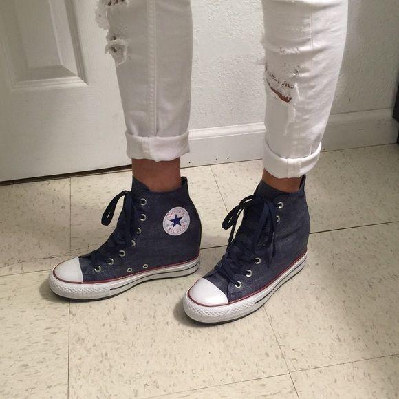 womens converse wedge sneakers - sochim.com aeb6a779e3