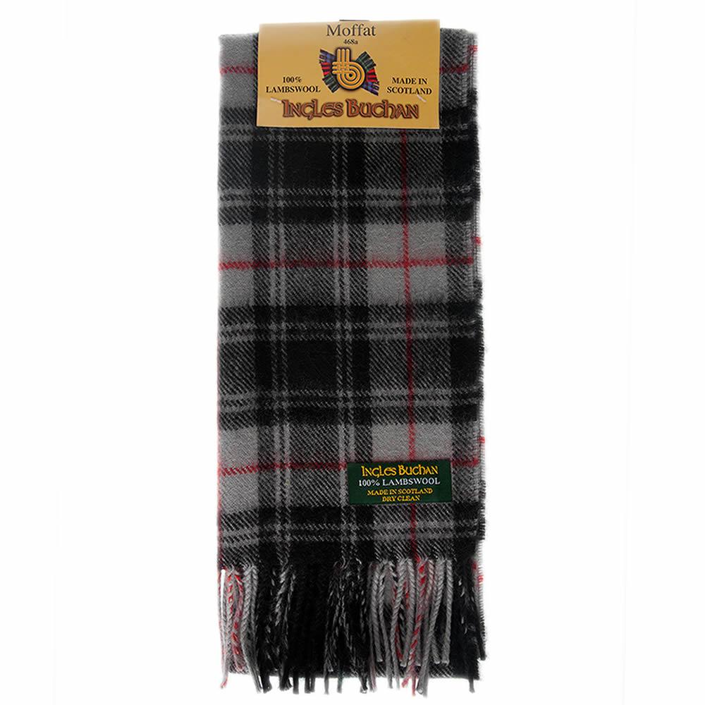 tartan scarves moffat tartan scarf SYDOKEM