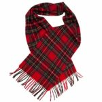 Get stylish with Tartan Scarves