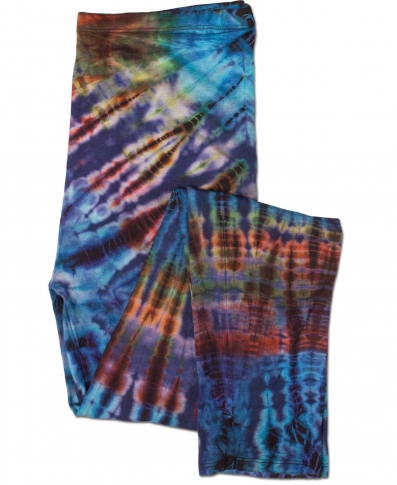 tie dye leggings | hippie leggings | soul flower GXEIZZH