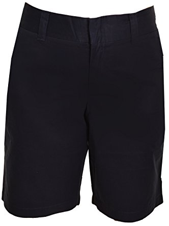 tommy hilfiger womens walking shorts (new masters navy, 4) BDIBPZE