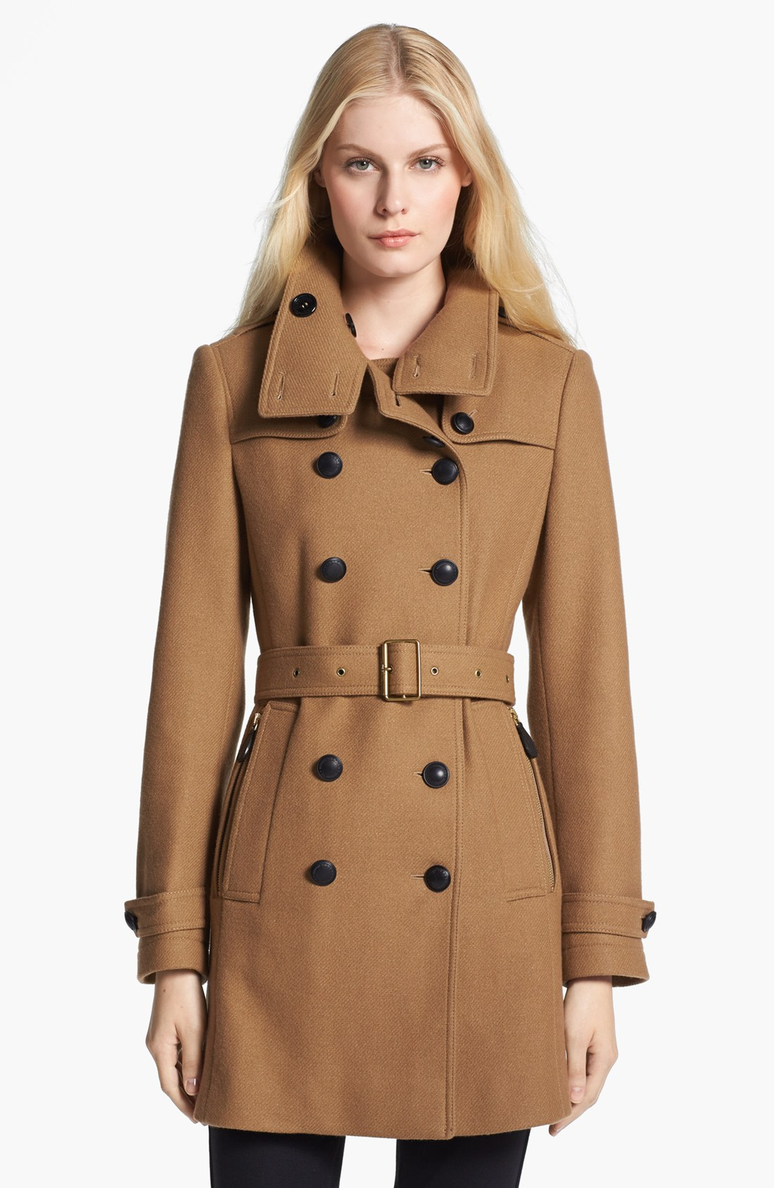 Get smart and stylish to work with trench coats for women ...