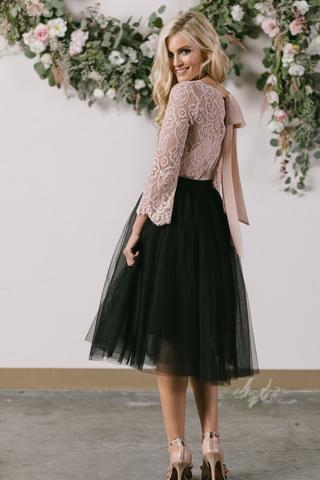 tulle skirt eloise black tulle midi skirt YYYLUDV
