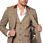 Tweed Suits Retain Manly Aura of You