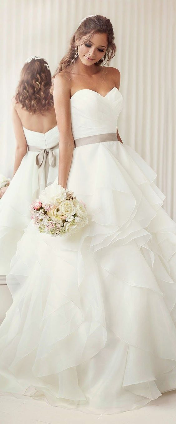 vera wang wedding dress 40 sweetheart wedding dresses that will take your breath away FTNGPSG