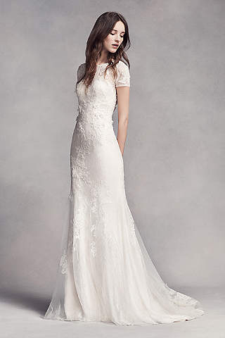 vera wang wedding dress white by vera wang HFVASRK