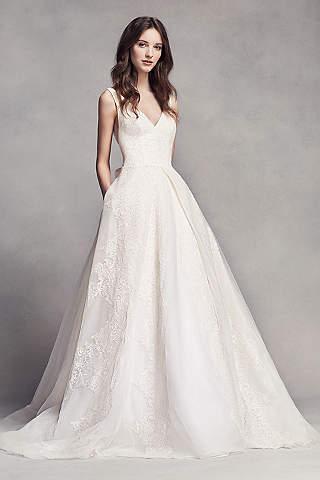 vera wang wedding dress white by vera wang TJPYIQY