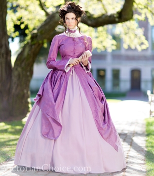 victorian dresses historically inspired clothing AGRRPAO