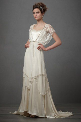 vintage style wedding dresses ... vintage-style-wedding-gown ... MNZLGPX