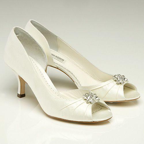 wedding shoes low heel best 25+ low heel bridal shoes ideas on pinterest EMEFVSF