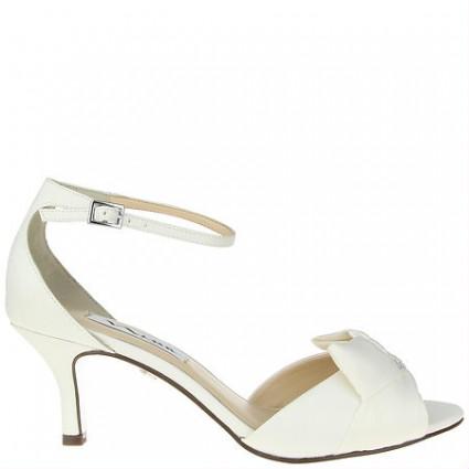 wedding shoes low heel cyprian by nina JBRRHLC