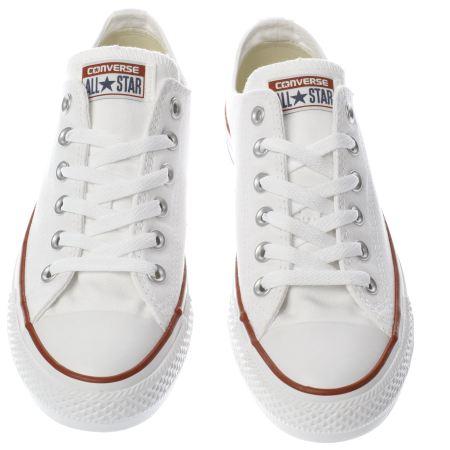 White converse ... converse all star oxford 1 ... CMSQIEO