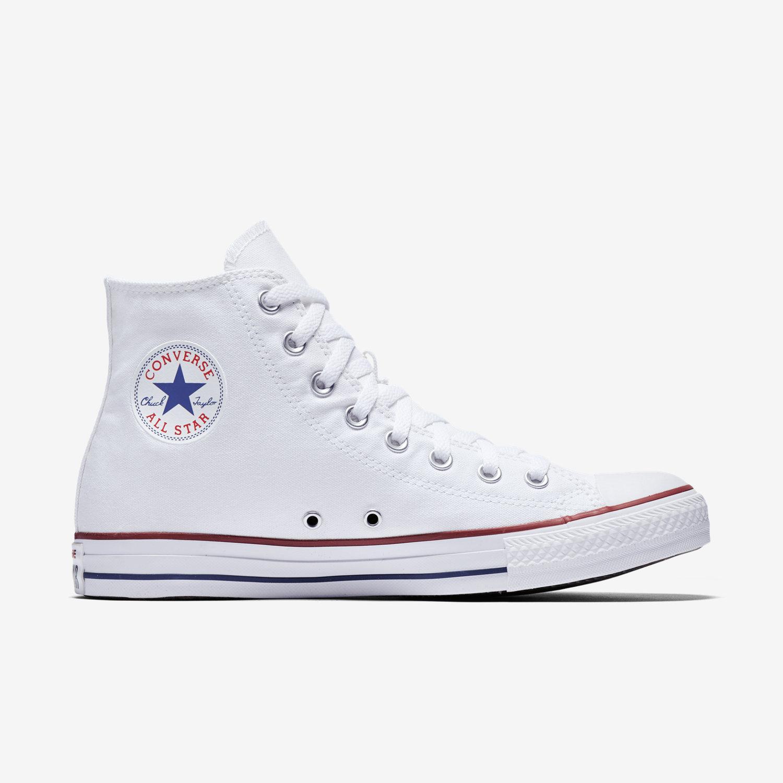 White converse – Invoke Every Color