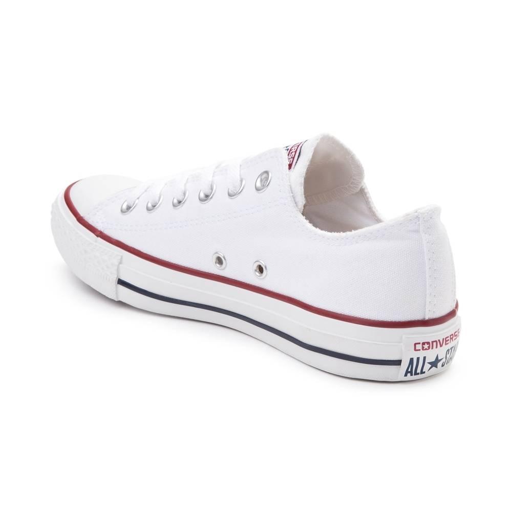 White converse converse chuck taylor all star lo sneaker CIASQJT
